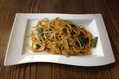 Mixed Vegetable Chow Mein