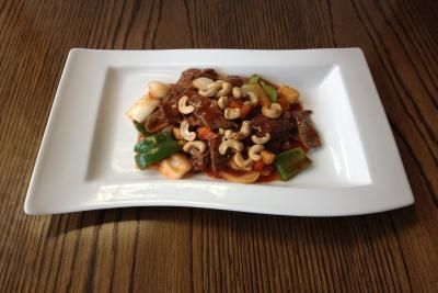 Mixed Meat Kung Po
